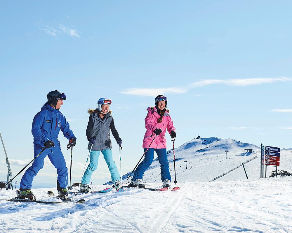 Buller Holidays Ski