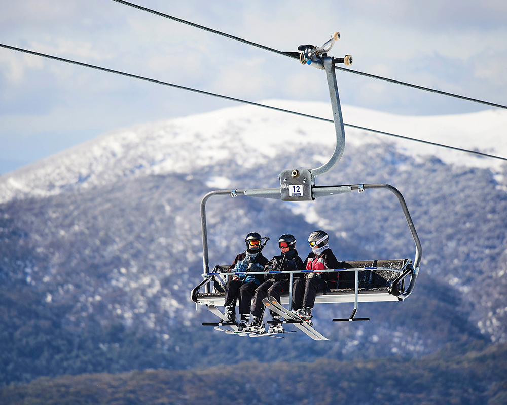Buller Holidays Ski Lift