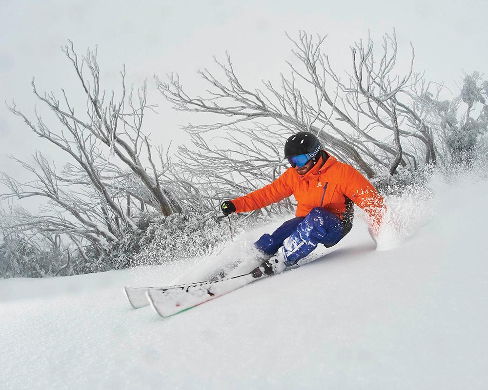 Buller Holidays Skiing
